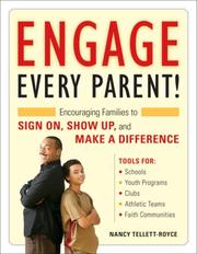 Cover of: Engage Every Parent! | Nancy Tellett-Royce