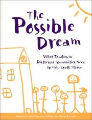 Cover of: The Possible Dream
