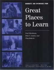 Cover of: Great Places To Learn