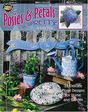 Cover of: Posies and Petals So Pretty (Leisure Arts #22534)