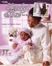 Cover of: Sunday's Best for Baby (Leisure Arts #3616)