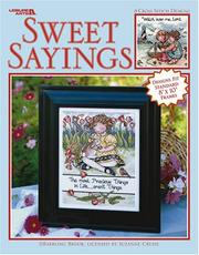 Cover of: Sweet Sayings (Leisure Arts #3591)