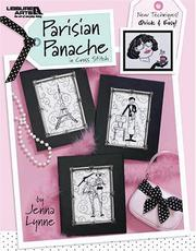 Cover of: Parisian Panache (Leisure Arts #3876)