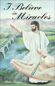 Cover of: I Believe in Miracles