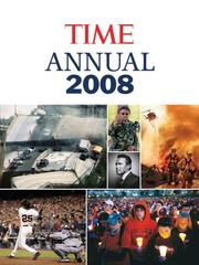 Cover of: Time Annual 2008 (Time Inc.)