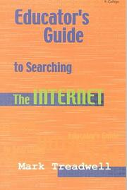 Cover of: Educator's Guide to Searching the Internet