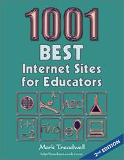 Cover of: 1001 Best Internet Sites for Educators