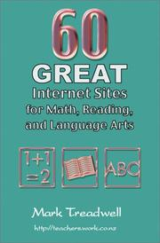 Cover of: 60 great Internet sites for math, reading, and language arts