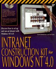 Cover of: The Intranet Construction Kit