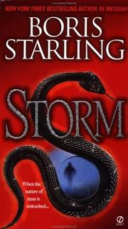 Cover of: Storm | Boris Starling