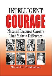 Cover of: Intelligent Courage