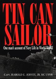 Cover of: Tin Can Sailor