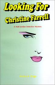 Cover of: Looking for Christine Farrell (Matt Jordan Detective Mystery)