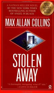 Cover of: Stolen Away