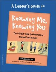 Cover of: Knowing Me, Knowing You
