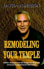 Cover of: Remodeling Your Temple