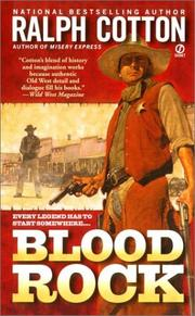 Cover of: Blood rock