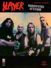 Cover of: Slayer - Undisputed Attitude*