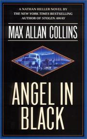 Cover of: Angel in black: a Nathan Heller novel