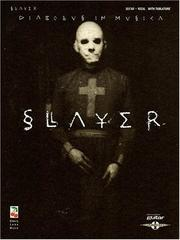 Cover of: Slayer - Diabolus in Musica
