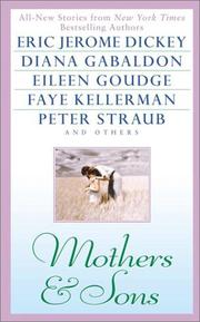 Cover of: Mothers and Sons