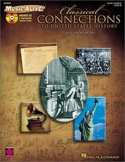 Cover of: Classical Connections to US History