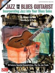 Cover of: Jazz for the Blues Guitarist