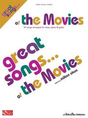 Cover of: Great Songs of the Movies | Hal Leonard Corp.