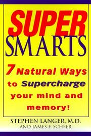 Cover of: Super Smarts | Kensington