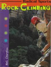 Cover of: Rock Climbing (Radical Sports)