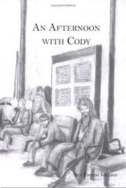 Cover of: An Afternoon With Cody