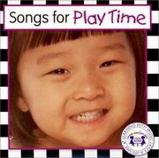 Cover of: Songs for Play Time (Preschool Learning Series, 6) | Thompson