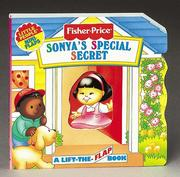Cover of: Sonya'S Special Secret