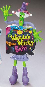Cover of: Wanda's Witchy Brew: Scary Bend-Me Books