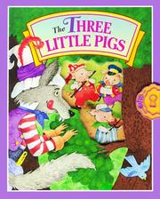 Cover of: Three Little Pigs, The (Tiny Carryalongs)