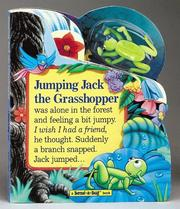 Cover of: Jumping Jack The Grasshopper (Bend a Bug)