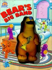 Cover of: Bear's Big Band! (Bear In The Big Blue House)