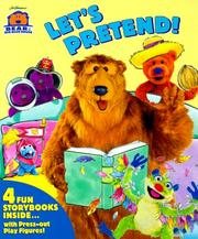 Cover of: Let'S Pretend (Bear In The Big Blue House)