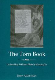 Cover of: The Torn Book