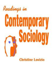 Cover of: Readings in Contemporary Sociology | Lovizio