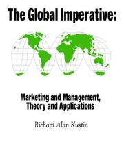 Cover of: The Global Imperative