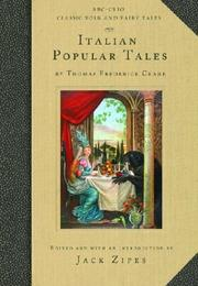Italian Popular Tales by Jack David Zipes