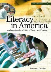 Cover of: Literacy in America