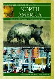 Cover of: North America: A Continental Overview of Environmental Issues (World's Environments)