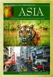 Cover of: Asia: A Continental Overview of Environmental Issues (World's Environments)