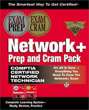 Cover of: Network+ Prep and Cram Pack