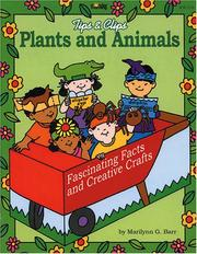 Cover of: Plants and Animals (Tips & Clips)