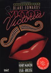 Cover of: Victor, Victoria: Musical Selections