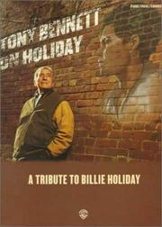 Cover of: Tony Bennett on Holiday
