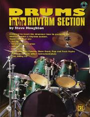 Cover of: Drums in the Rhythm Section (Contemporary Rhythm Section Series)